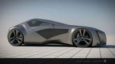 Peugeot Concept Car by ~spoon334 (deviantart)