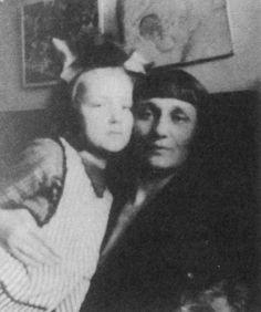 """Анна Ахматова """"Ты выдумал меня..."""" - Фотографии родственников Анны Ахматовой - Пунины"""