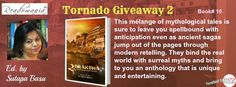 Book 10/700 : Lets delve into a Rudraksha: When Gods Came Calling  by Readomania, is an attempt to bring together tales from across the vast length and breadth of India, a land that is steeped in mythology.#TornadoGiveaway #thebookclub