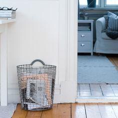 Bin 18, Korbo Handmade Wire Baskets.