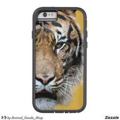 トラ iPhone 6 タフ・エクストリームケース