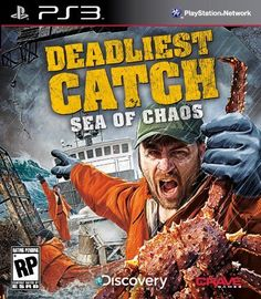 Deadliest Catch Sea of Chaos  Compatible with Move  Playstation 3 ** Click on the image for additional details. Note:It is Affiliate Link to Amazon. #l4l