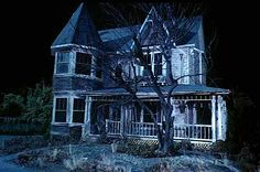 The Klopek House from 'The 'Burbs' The Burbs Movie, The 'burbs, Home Id, Fun To Be One, Beautiful Homes, House Styles, World, Building, Horror Movies