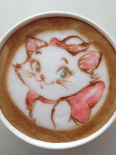 Latte Art in JAPAN