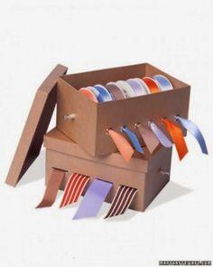 Algumas pessoas adoram fitas, vão comprando, acumulando e com o tempo, elas vão embolando. Leia mais >>