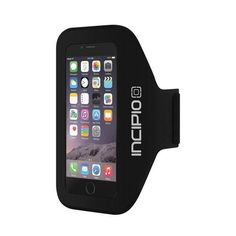 """iPhone 6 (4.7"""") Incipio [Performance] Exercise Armband - iMobile-Wireless.com  Incipio's [Performance]® Armband for iPhone 6 is made with comfortable and thin water-resistant materials to protect your iPhone 6 during intense workouts from perspiration and outdoor elements."""