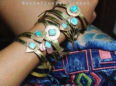 I love You Baby Bracelets , Handcrafted Jewelry By Unny K.  #turquoise#bracelets