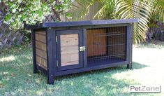 Brunswick Single Storey Hutch for Rabbits or Guinea Pigs - 161643 For Sale, Buy from Small Animal Cages & Hutches collection at MyDeal for best discounts. Ferret Cage, Pet Cage, Rabbit Run, House Rabbit, Guinea Pig Run, Guniea Pig, Asphalt Roof, Small Animal Cage, Plastic Coating