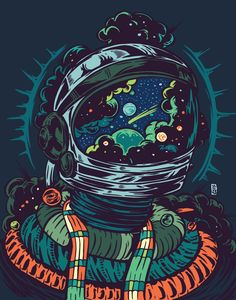 55 Ideas trippy art background spaces for 2019 Trippy Wallpaper, Wallpaper Space, Canvas Art, Canvas Prints, Art Prints, Astronaut Wallpaper, Space Artwork, Space Illustration, Art Illustrations