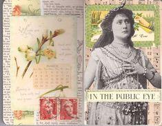 Mary Green gluebook @ Green Paper