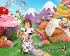 54 best Candyland Baby Nursery images on Pinterest Candyland