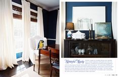 April / May 2010 - Lonny Magazine - Lonny Window treatments - color