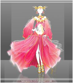 Adoptable Auction: The Dancer of the Rose CLOSED by Nagashia on DeviantArt