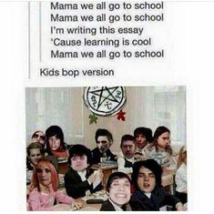 Kids bop needs TO DIE