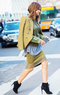 The Single Most Versatile Piece of Clothing (You Probably Already Own) via @WhoWhatWear