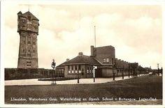 Watertoren en Houtmanstraat