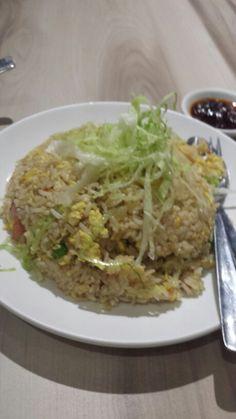 Malaysia - seafood fried rice