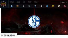 League of Legends team from FC Schalke 04.