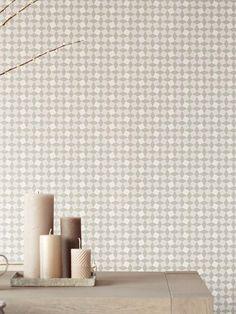 Atropos | Papel de parede geométrico | Padrões de papel de parede | Papel de parede dos anos 70