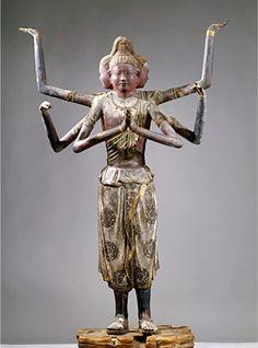 興福寺-阿修羅像