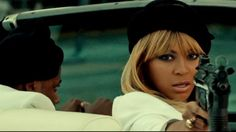 "Fictional Couples We Love | Beyonce and Jay Z (as '03 Bonnie and Clyde): The only fictional couple on our list that successfully translated to a real-life love story is Beyoncé and Jay Z. The couple first introduced the world to their gangsta love in ""03 Bonnie and Clyde"" and the rest was history. Now, the Carters have been married for eight years with a beautiful daughter together. They are the ultimate form of Black success and love, proving that we can have it all."