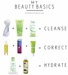 {On Addicted To Discovery} MY BEAUTY BASICS