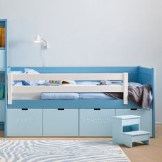Terrific Kids Beds With Storage