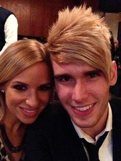 Colton Dixon and Annie :)