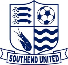 Southend United Football Club – Wikipédia, a enciclopédia livre English Football Teams, British Football, Southend United Fc, Football Team Logos, Soccer Teams, Soccer Logo, Sports Logos, Football Soccer, Football Shirts