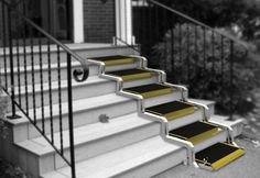 stair ramp