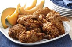 Psst – the secret to good Fried Chicken is buttermilk. The really top secret ingredient is AE Buttermilk.