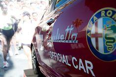 Alfa Romeo Giulietta @ Ironman 70.3 Pescara, 10 giugno 2012