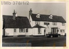 The Five Bells, Vange 1964.