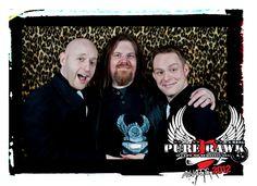 "Eureka Machines ""Album of the Year"" winners 2012 for ""Champion the Underdog"""