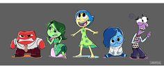 inside out pixar | Tumblr
