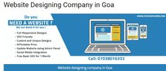 We are a Professional Website Designing company in Goa offering affordable Web Design Service in Goa as per your business need. Web Design Goa. CALL NOW  http://www.etechexplorer.com/website-designing-company-in-goa
