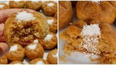 Yalancı Şekerpare Tatlısı Tarifi Doughnut, Muffin, Sugar, Breakfast, Desserts, Foods, Morning Coffee, Tailgate Desserts, Food Food