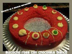 DULCE SABOR de Carmen. Artesana Art. Cakes.: Bizcocho sin huevo en el microondas 6 minutos.