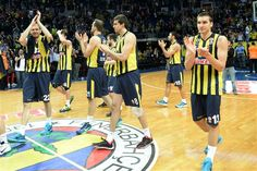 Fenerbahçe Ülker will represent Turkey in the prestigious Turkish Airlines Euroleague Final Four after Istanbul's Anadolu Efes bowed to Real Madrid late on April 23 in the fourth game of the match up at home, mainly due to a strong Spanish performance in the last period.