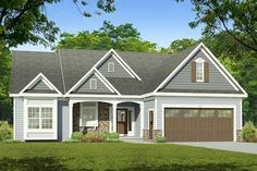 This ranch design floor plan is 1690 sq ft and has 3 bedrooms and has 2.00 bathrooms.