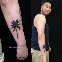 Plan tree tattoo bali