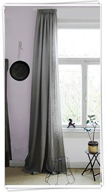 Custom Made Curtains and Made to Measure Linen Curtains | Ada & Ina