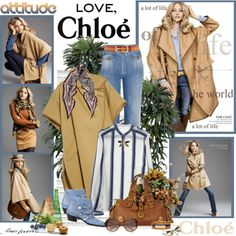 How To Wear Love, Chlo Outfit Idea 2017 - Fashion Trends Ready To Wear For Plus Size, Curvy Women Over 20, 30, 40, 50