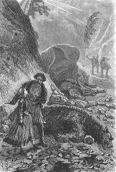 The Illustrated Jules Verne  Michel Strogoff (1874-75)  91 illustrations by Jules-Descartes Férat