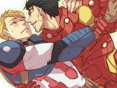 Stony: Shall We Dance? by megumonster