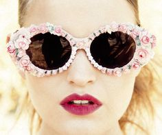 Hamptons Social Life Magazine Summer 2014 features Mercura Rose Sunglasses styled by Gregory DelliCarpini Jr.; double page srpread