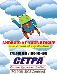 CETPA Dehradun will be providing  best summer training in all the major technologies like Android & Java. CETPA Infotech is the Leading Training Brand of Mobile Application development.
