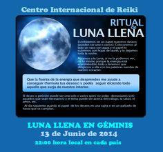 ► LUNA LLENA EN GEMINIS  Con el positivo influjo de la Luna Llena estaremos enormemente brillantes.... Leer mas en Found on facebook.com (arriba-izquierda)