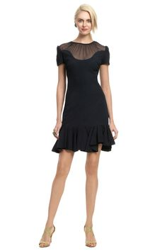 This goes into my top favorite little black dresses. It's feminine, classy, with just the right amount of sexy. And timeless!