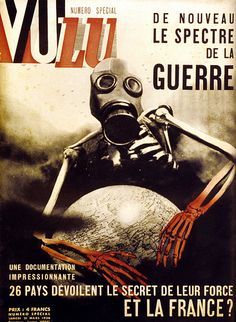 Cover of VU magazine, 21 March 1936.